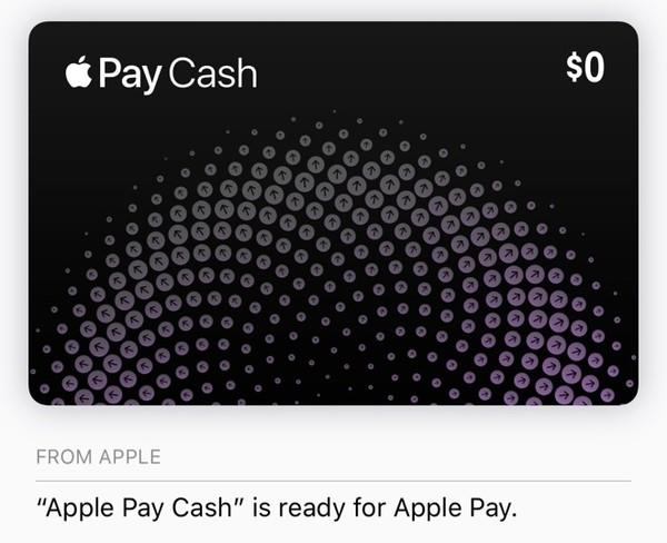 僅限美國!Apple Pay Cash 個人轉賬功能正式開啟