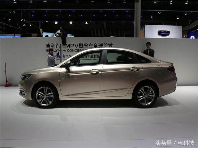 吉利新帝豪GL GS RS最新消息 帝豪SUV报价 配置高清图片