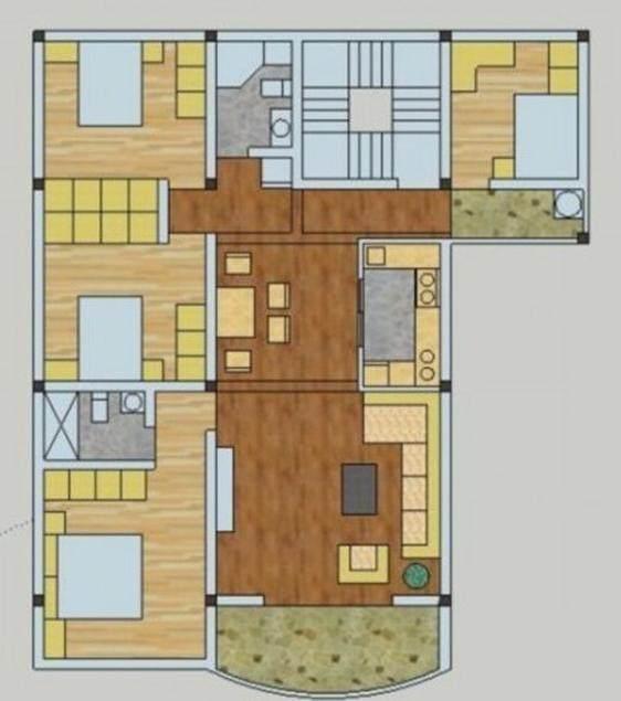 自建房房屋准备图纸,160平方米,设计建4层石家庄国际展览中心建筑设计图片