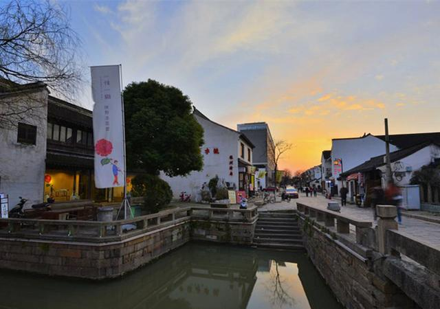苏州除了观前街又一条美食街被美食嫌弃,当地三穗网友贵州图片