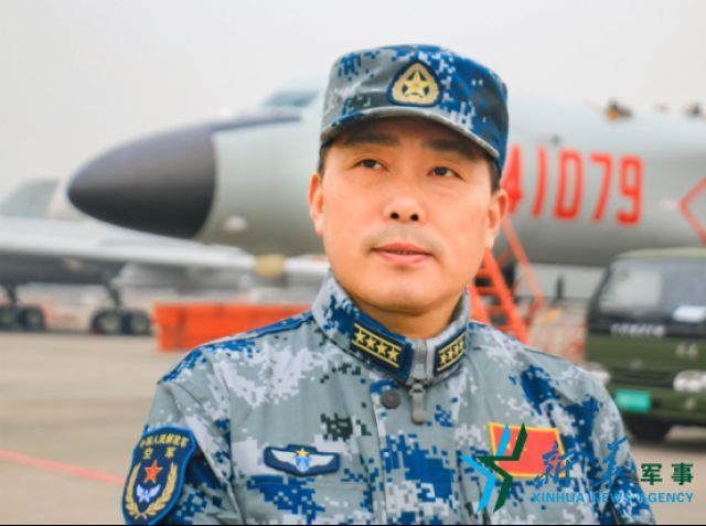 空軍發言人:新時代中國軍人應該怎樣保衛你的祖國?