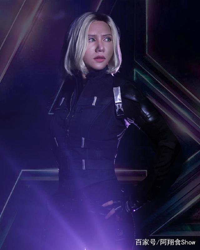国外超性感黑寡妇cosplay,前2张小编已阵亡,第猫传染人病毒性吗感冒图片