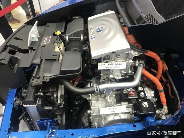 丰田燃料扩大中国氢费用业务电池荣威ei6每天50公里的汽车图片