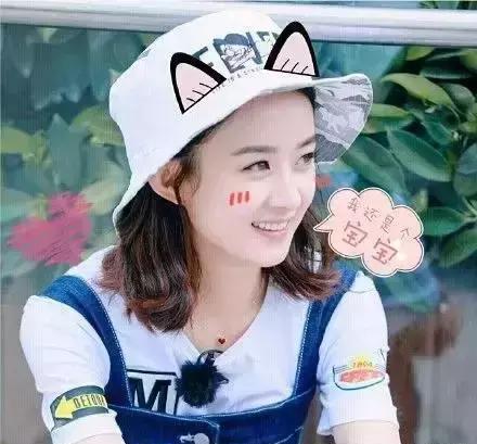 30岁的赵丽颖换了新的编发女生,年轻十岁的编发型v女生中长图片发型2015款图片欣赏图片
