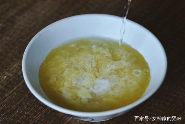 每天早上吃一碗营养冲鸡蛋拌白糖有大米,开水同城配送图片
