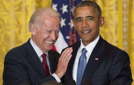 """特別的""""愛""""給特別的你!拜登生日奧巴馬這樣祝福"""