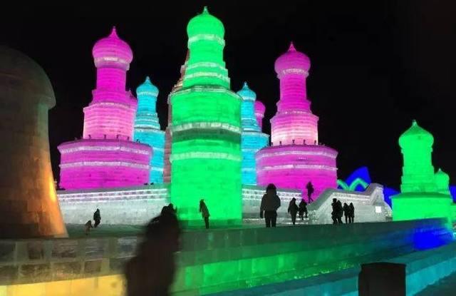 东北冰雪6日攻略,哈尔滨雪乡游戏雪国(一)攻略橙光阑珊之旅游玩烽火图片