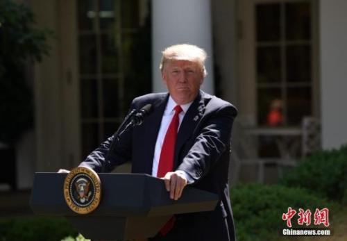 日媒:特朗普與安倍曾磋商美向日提供防衛技術