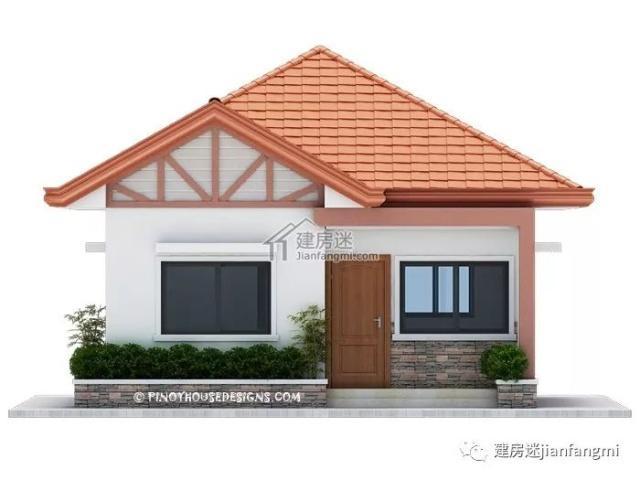 打开农村-图纸自加载8米X10米80平米小图纸一cad户型建房60至建房图片