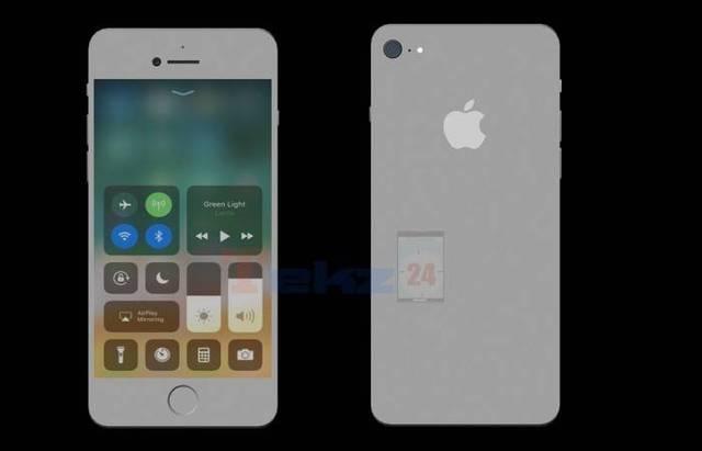 傳二代 iPhone SE 或為無線充電而采用玻璃後殼