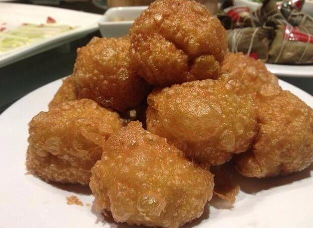 中国最有名的美食走遍大江南北忘不了它的炸糕关于美味传统中国作文600字图片