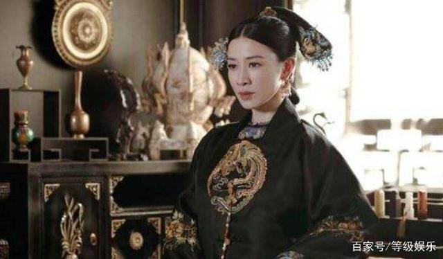 延禧攻略中她成为六宫之主,历史上却被乾隆厌猪电玩小攻略图片