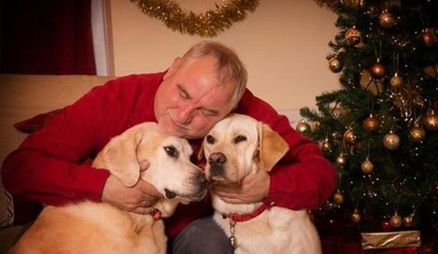 導盲犬如同視力障礙者的家人,對他們來說最痛苦的是分離