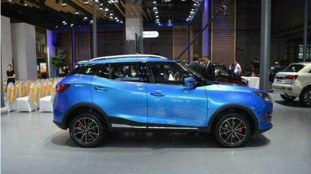 众泰T300小型SUV报价及图片 众泰新车上市时间