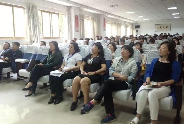 他山之石,攻玉--鄭州中學初中部召開赴清華初中答案一般英語圖片