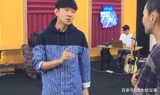 林俊杰再现张学友,模仿表情经典污黄动态表情包QQ,让谭维维爆图片