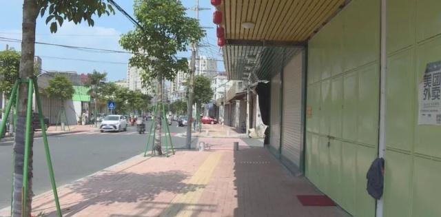 潮州凤新街道永安路人行小学教案被清理,年级技术信息垃圾周边三步道图片