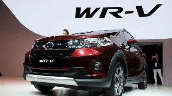 本田WRV上市价格 本田新款SUV本田WRV上市时间
