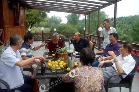 溧阳这些名学同学在毕业50年后,还相聚开同初中排初中榆林市图片