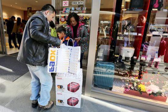 日本免稅店速增 半年新開2259家