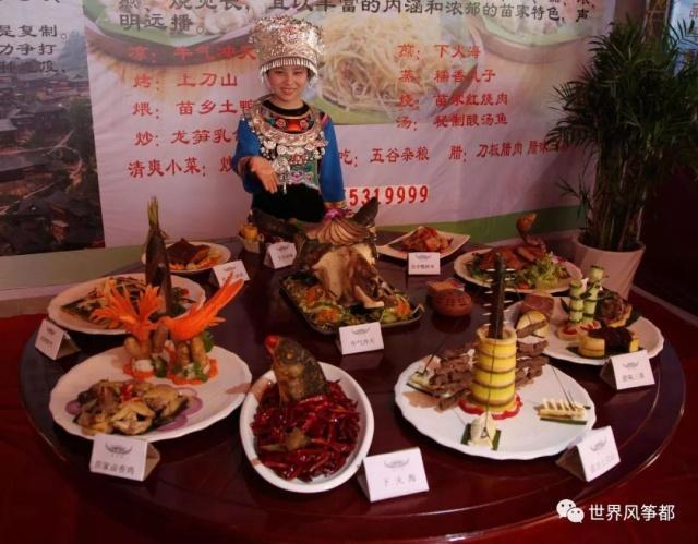 中国十里桃花将现万达广场网红美食节!潍坊美食节图片