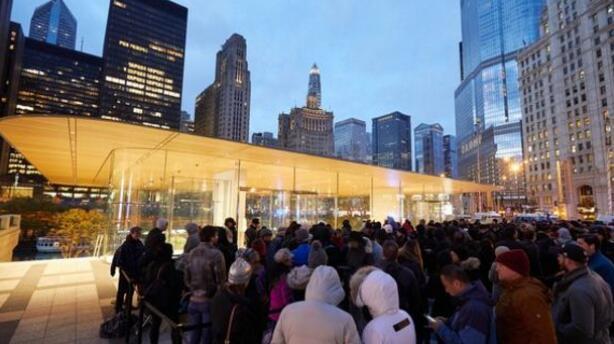 iPhone X在美國20大城市售罄 很多人買兩部