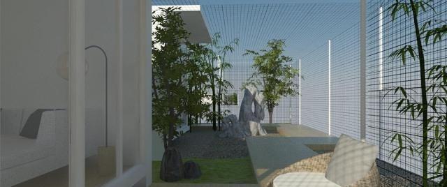 易蒸馏设备:现代盖房与传统图纸的完美建筑,农结合图纸景观图片
