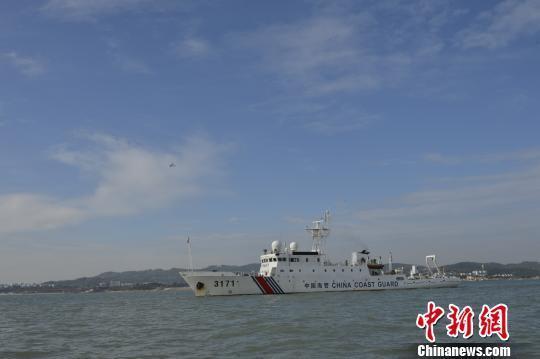 國家海洋督察組在粵展開海陸空立體外業核查