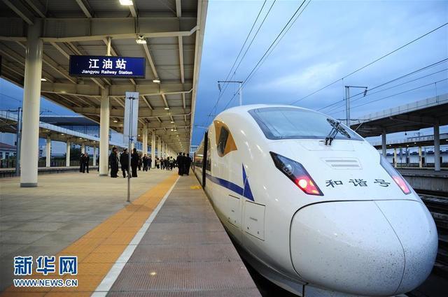 西成高鐵進入開通前的全麵驗收階段