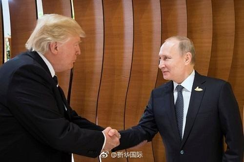 俄美首腦將在APEC期間單獨會麵?特朗普:普京很重要