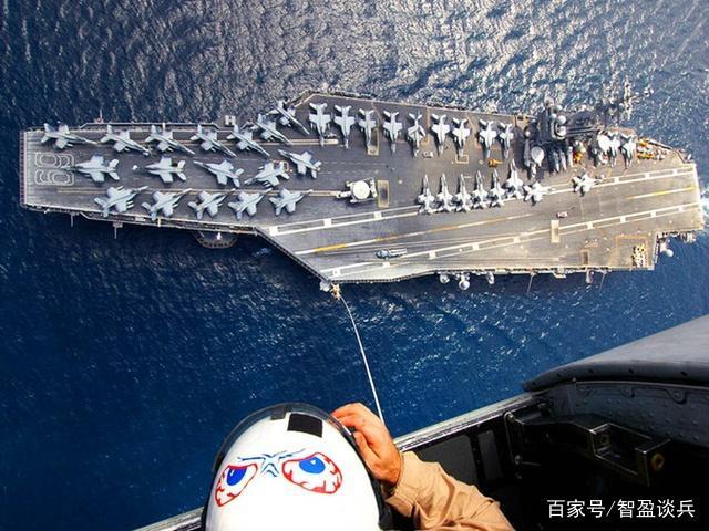 美国海军这么强大吗?世界航母排名前十直接包