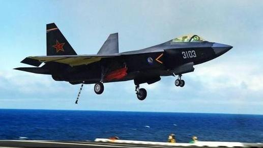 沈飞又有新动作,歼31配合003航母展开新研发