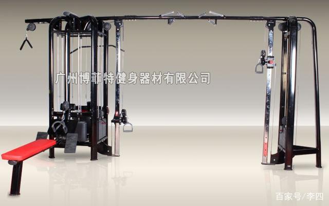 商用健身器材大全 健身房器材名称和图片介绍