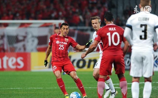 全华班主力阵容的上海上港差一点被中乙替补球