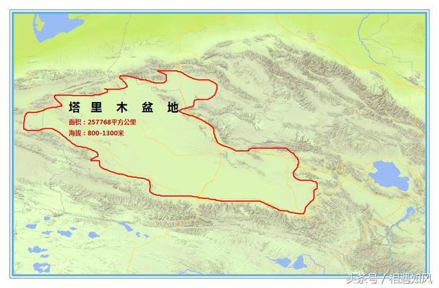 除了三大平原,中国最有价值五块平原(盆地)