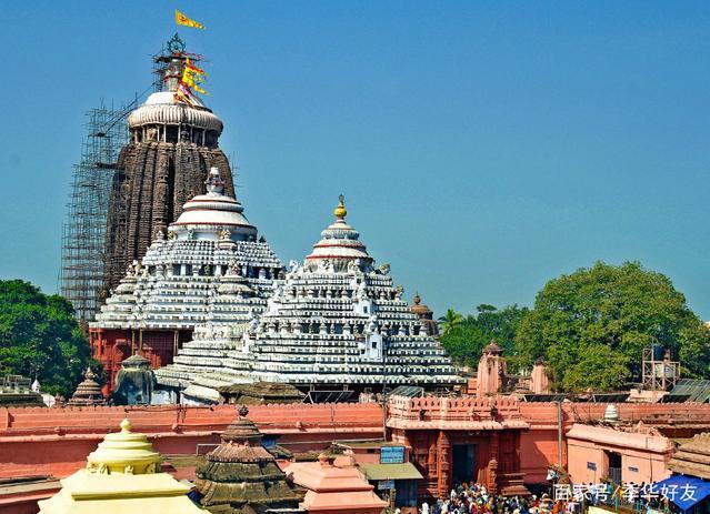神秘的旅途!在印度,值得你探索的十个令人惊叹