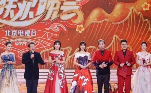 北京春晚吴秀波镜头全部被删,后期处理方式太