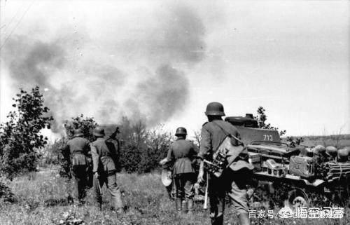 为什么二战苏联没人帮就打不赢德国?苏联真的
