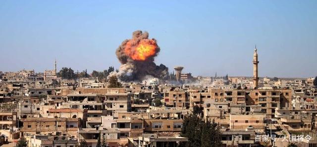 非洲国家派出百人小队帮助叙利亚维护治安,美
