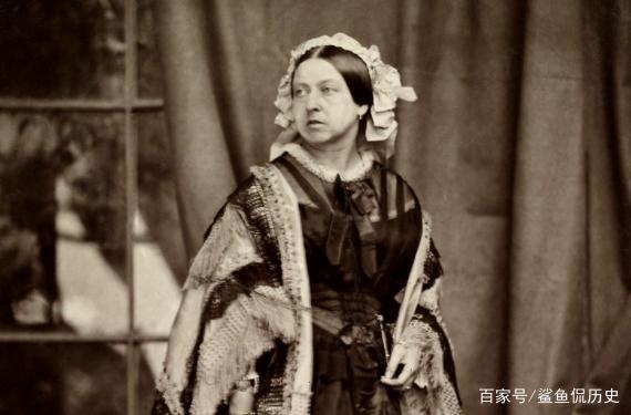英国老照片:英国王室的历代君王,真的是男女不