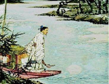 十二首描写舟船的古诗词,载不动悲愁,伴水向东