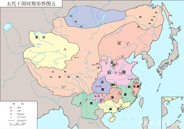 从古至今,历史上有多少国家想要吞并中国,为什