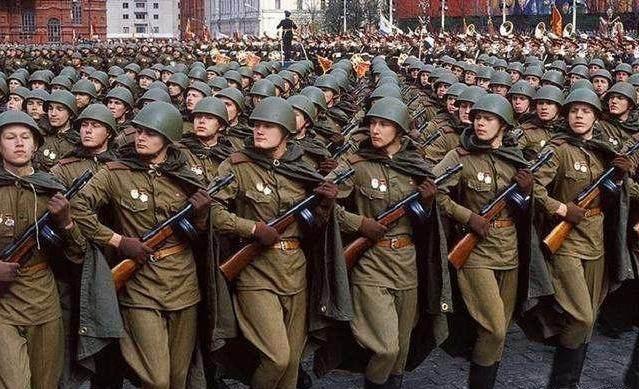 当年150万苏军不进攻中国东北的关东军,我们需