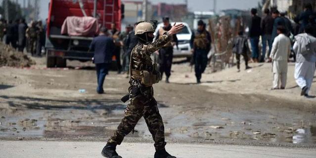 阿富汗首都喀布爾傳出數起爆炸傷亡情況不明
