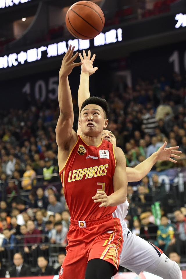 篮球--CBA:时代中国广州对阵深圳马可波罗