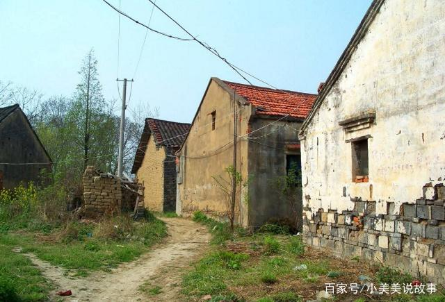 农村遍地空房子空宅,几十年后,还会有人回来农