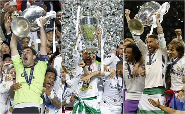 皇馬=歐冠之王!16次踢決賽 近5年4次晉級決賽