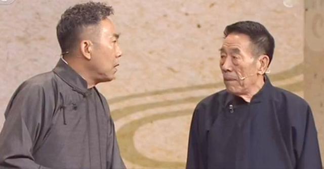 央视相声小品大赛,88岁杨少华讽刺8亿罚款事件,网友:说的漂