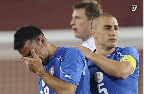 里皮带队夺冠后意大利为啥滑落到无缘世界杯?