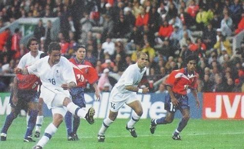 98年世界杯,巴乔骗了一个自我救赎的点球,国米